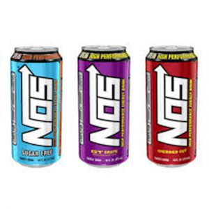 Buy NOS Energy Drink Online