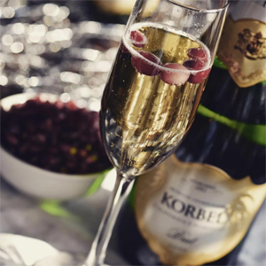 Korbel Brut California Champagne 750 ml