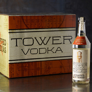 Tower Vodka
