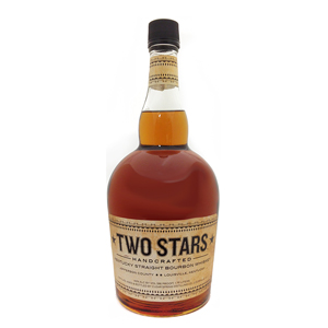 Buy Two Stars Bourbon 1.75L Online