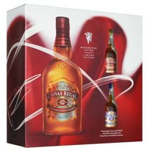 Chivas Regal Limited Edition Gift Set