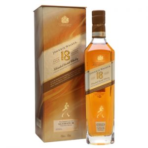 Johnnie Walker 18 Year Old Whisky